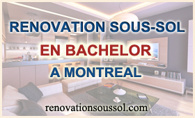 bachelor sous sol renovation