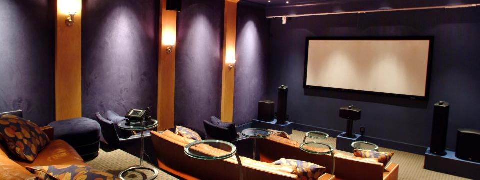 entrepreneur renovation sous sol cinema maison montreal. Black Bedroom Furniture Sets. Home Design Ideas